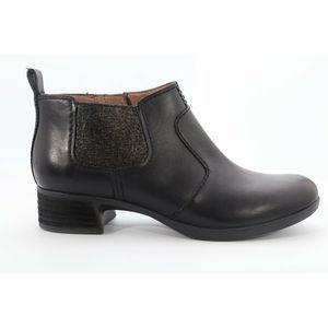 Dansko Lola  Booties Black Size 36 (EPB )3915
